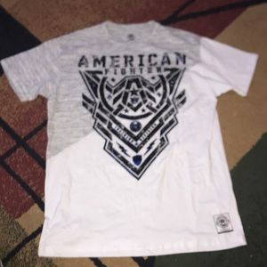 Men's American Fighter Shirt XL NWOT